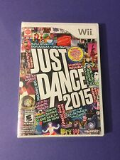 Just Dance 2015 Wii NEW