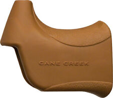 DIA-COMPE CANE CREEK 144.7K STANDARD NON-AERO BRAKE LEVER BROWN HOODS--1 PAIR
