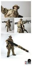 "ThreeA 3A Ashley Wood WWR PUNTER BOT SNIPER 1/6 Scale 12"" Figure BBICN Exclusive"
