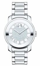 Movado Bold 32mm Steel Quartz Women's Watch 3600254