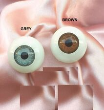 Doll Eyes - Acrylic #EP 28mm: CHOICE of color. Special!!