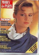 Modes de Paris - 1840  -avril 1984