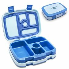 NEW Bentgo Kids - Leakproof Children's Lunch Box, 5 practical compartments