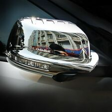 ABS chrome mirror cover trim fit for american&european Ford Explorer 2011-2015