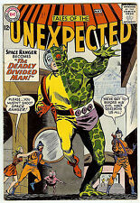 Tales of the Unexpected #76 (DC 1962, fn 6.0) price guide value: $30.00 (£20.00)