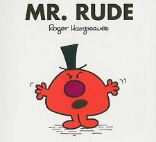 Mr. Men and Little Miss: Mr. Rude by Roger Hargreaves (2009, Paperback)