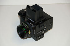 Zenza Bronica ETRsi with 75mm f2.8 Lens, & Auto Advance Grip