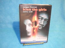 Kiss the Girls (DVD, 1998) Mogran Freeman & Ashley Judd