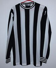 Extra Rare Vintage Newcastle United home Fairs Cup winner shirt 65/69 Bukta 60's