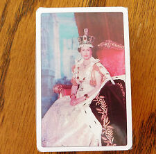 British Royal Family sealed pack of playing cards Her Majesty Queen Elizabeth II