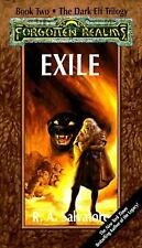 Exile: Forgotten Realms (The Dark Elf Trilogy, Book 2) by R.A. Salvatore, Good B