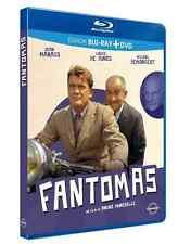 BLU RAY DVD COMBO FANTOMAS Louis de Funès de funes Jean Marais NEUF SOUS CELLO
