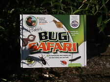 NICK BAKER Interplay BUG SAFARI minibeast creatures observation nature kit