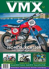 VMX Vintage MX & Dirt Bike AHRMA Magazine -NEW ISSUE #66