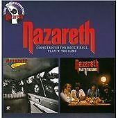 Nazareth - Close Enough for Rock 'n' Roll/Play 'N' the Game (2010)