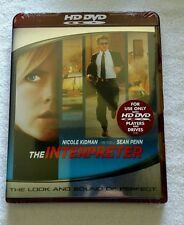 The Interpreter (HD DVD, 2006) only plays on HD-DVD players