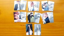 BTS Bangtan PHOTO CARD ((11)) - 2017 SEASON'S GREETING VER. 1 - wings - all of 7