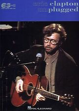 ERIC CLAPTON - UNPLUGGED EASY ACOUSTIC GUITAR TAB BOOK