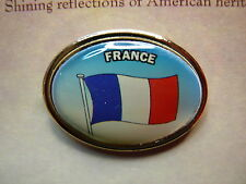 France new Hat Lapel Pin Tie Tac Mint HP9081