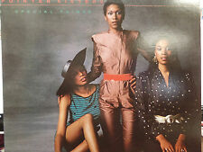 POINTER SISTERS SPECIAL THINGS PROMO  33RPM 041816 TLJ