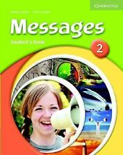 Messages 2 Student's Book by Noel Goodey and Diana Goodey (2005, Paperback,...
