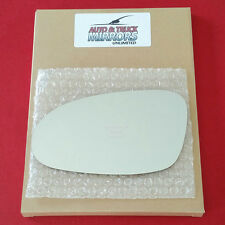 NEW Mirror Glass 96-02 SATURN SC SL SW SERIES SEDAN WAGON Driver Left Side