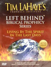 TIM LaHAYE'S LEFT BEHIND DVD, BIBLICAL PROPHECY,LIVING BY THE SPIRIT LAST DAYS