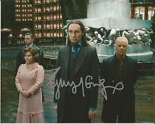 Hand Signed 8x10 colour photo GUY HENRY in HARRY POTTER + my COA