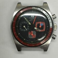 Tissot PR 516 Chronograph Watch Lemania Ca 1281 as Omega Moonwatch