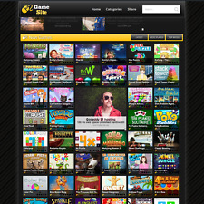 Online Game Website 100% Automated With 3 Months Free Hosting Make Money