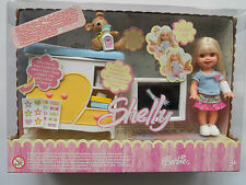 BARBIE SHELLY BUA CHECK-UP TIME  MATTEL H4358