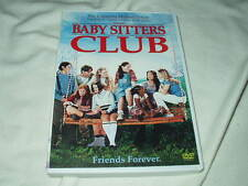 The Babysitters Club - The Movie (1995) DVD Kids Family  Ann M. Martin