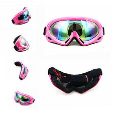 Skiing Snow Goggles Snowmobile Bicycle Motorcycle Eyewear Protective Lens Stock