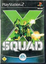 PlayStaion2: X Squad  DVD FSK  16