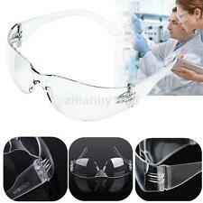 Hot Lab Dental Goggle Glasses UV Protective Safety Eye Impact Curing Clear Lens
