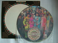 PICTURE VINYL / THE BEATLES SGT PEPPERS LONELY HEARTS CLUB BAND / JAPAN