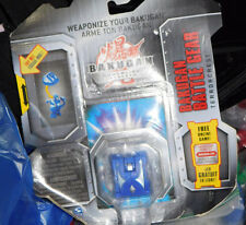 BAKUGAN Gundalian Invaders Battle Gear Silver TERRORCREST Sealed NIP! 2010