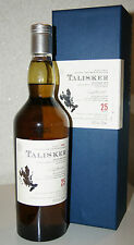 TALISKER 25 YEARS 2008 54,2% bottle No. 5729 of 9708 - Isle of Skye