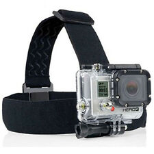 Camera Fixed Headband for GoPro Hero2 / Hero3 / 3  - Black