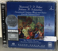CHESKY HYBRID SACD 262: Music from the Viennese Court - USA 2003 Factory SEALED