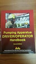 Pumping Apparatus: Driver Operator's Handbook 2nd Edition no CD
