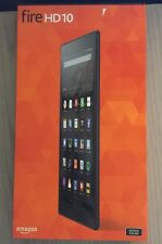 "Brand New Amazon Kindle Fire HD 10, 10.1"" Display 16 GB Black Fast Free Shipping"