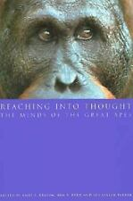 Reaching into Thought: The Minds of the Great Apes