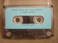 VERY RARE Torie Tyson & Side Effects DEMO CASSETTE TAPE 5 song Master UNRELEASED