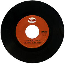 "RANCE ALLEN GROUP  ""I GIVE MY ALL TO YOU c/w WHAT A DAY""   70's SOUL   LISTEN!"
