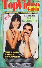 rivista TOPVIDEO NEWS GUIDA ANNO 1991 NUMERO 1