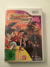 Jeu wii-One piece: unlimited cruise 2 le réveil d'un héros