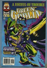 Green Goblin #12 1996 Onslaught Marvel Comics E