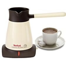 Tefal Coffee Delight Greek Turkish Coffee Maker Machine Electric Pot Briki Beige