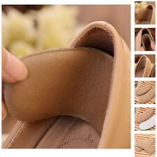 5 Pairs Hot Fabric Shoe Back Heel Inserts Insoles Pads Brioche Liner Grips